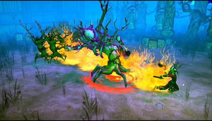 к игре Akaneiro: Demon Hunters