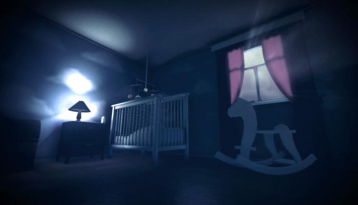 к игре Among the Sleep
