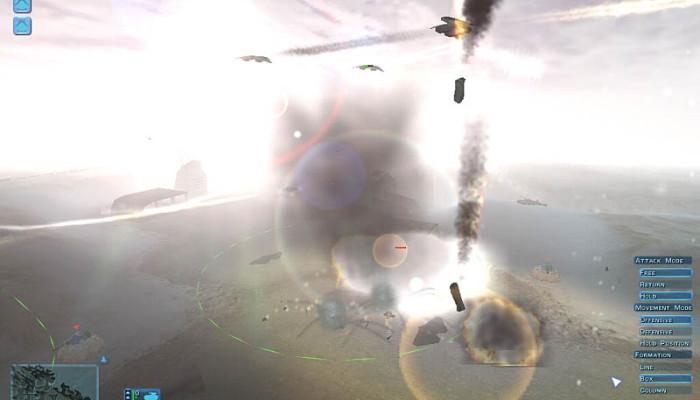 к игре Ground Control