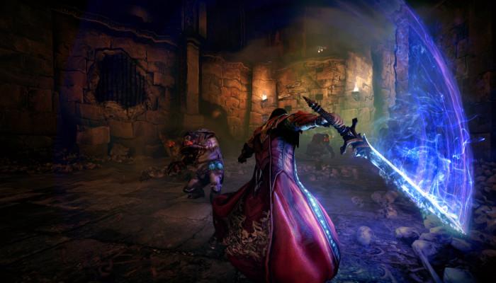 к игре Castlevania: Lords of Shadow 2
