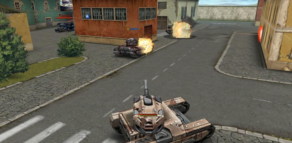 Скачать приложения танки онлайн