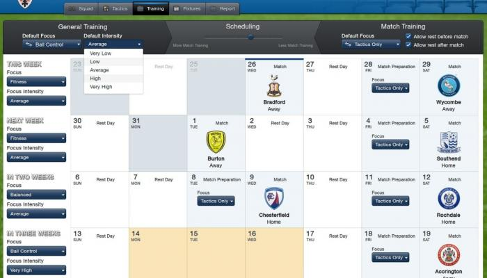 к игре Football Manager 2013