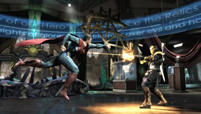 [Рецензия сайта] Injustice: Gods Among Us