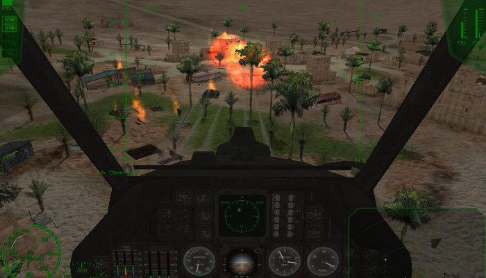 к игре Apache Air Assault (2003)