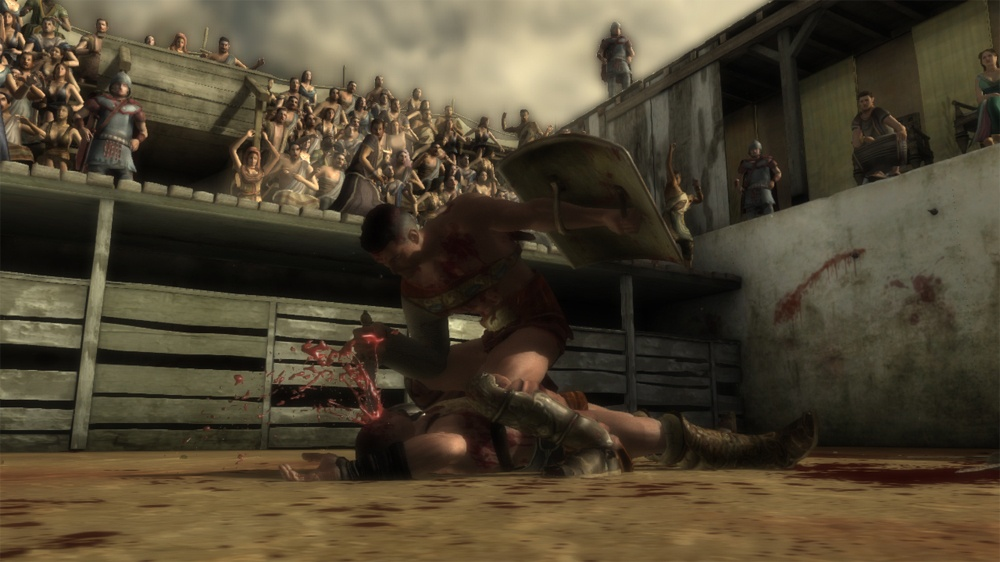 spartacus legends на pc скачать торрент