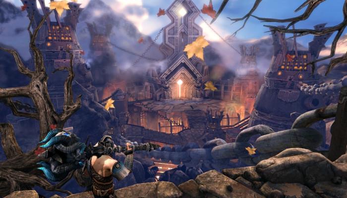 к игре Infinity Blade: Dungeons