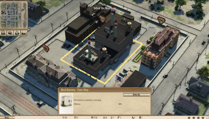 к игре Omerta: City of Gangsters