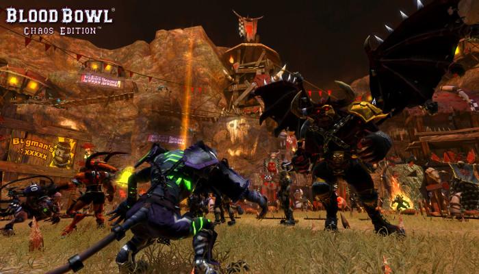 к игре Blood Bowl: Chaos Edition