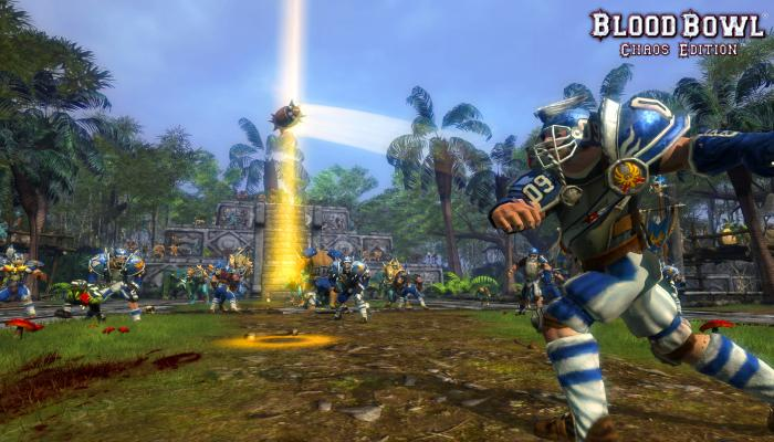 к игре Blood Bowl: Chaos Edition