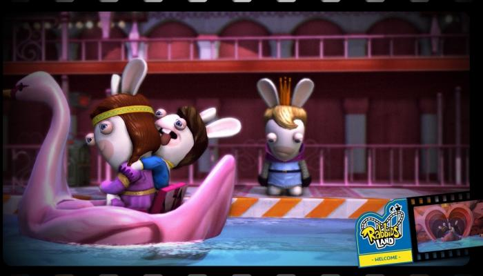 к игре Rabbids Land