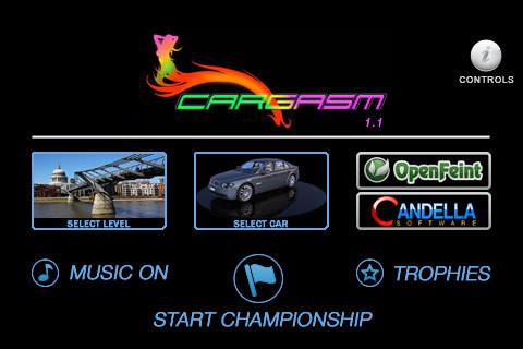 к игре Cargasm