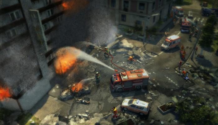 к игре Emergency 2013
