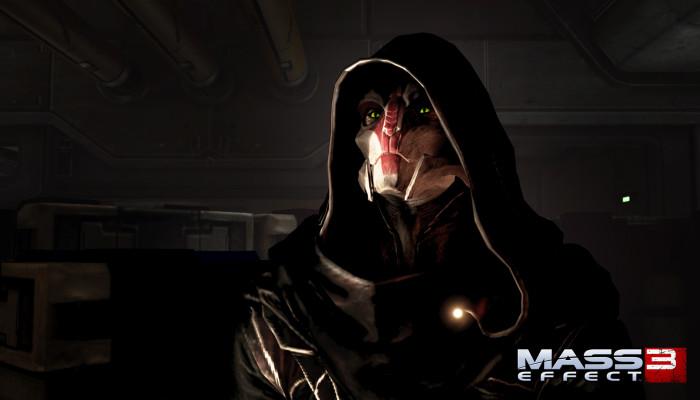 к игре Mass Effect 3: Omega