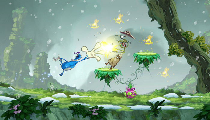 к игре Rayman Jungle Run