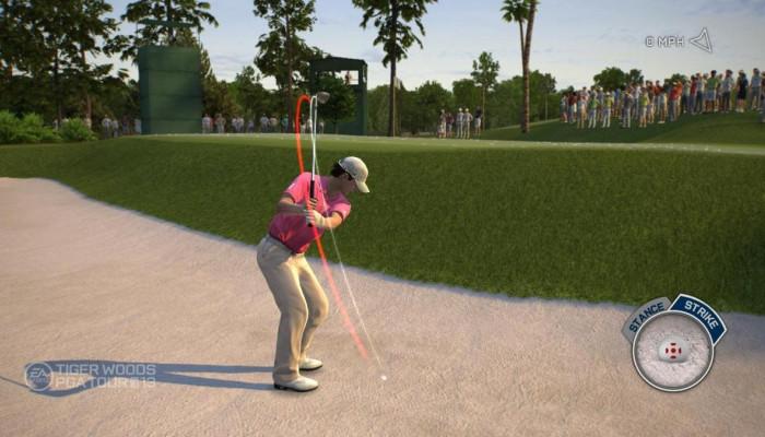 к игре Tiger Woods PGA Tour 13