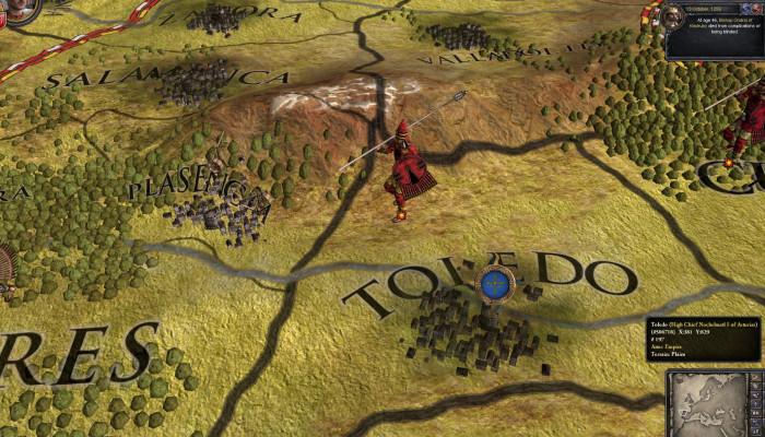 к игре Crusader Kings II: Sunset Invasion