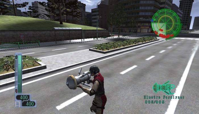 к игре Earth Defense Force 2017 Portable