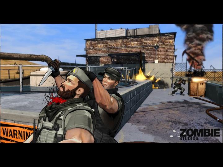 Контакты для связи с администрацией. Обложка к игре Special Forces: Team X