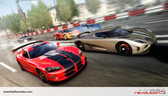 к игре Auto Club Revolution