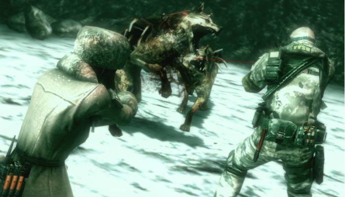 Resident Evil Revelations Сохранения
