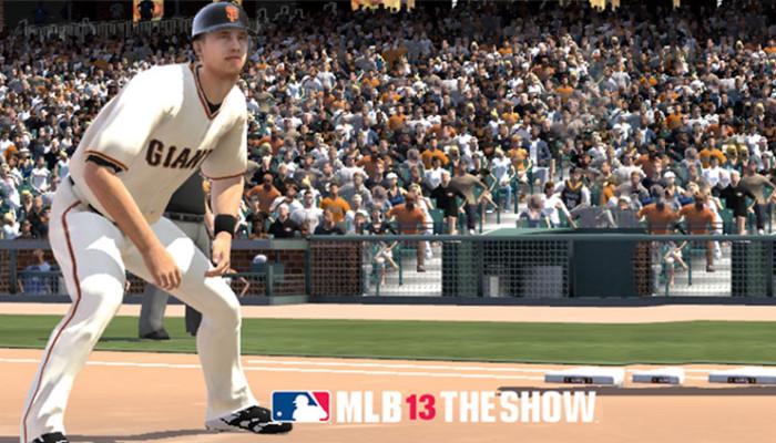 к игре MLB 13: The Show