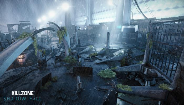 к игре Killzone: Shadow Fall