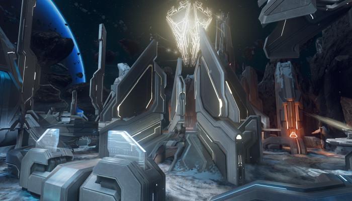 к игре Halo 4: Majestic Map Pack
