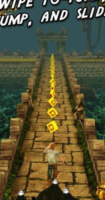 к игре Temple Run