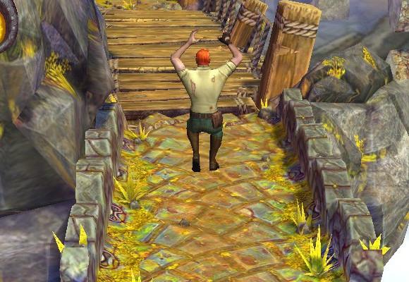 к игре Temple Run 2