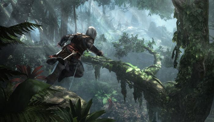 к игре Assassin's Creed IV: Black Flag