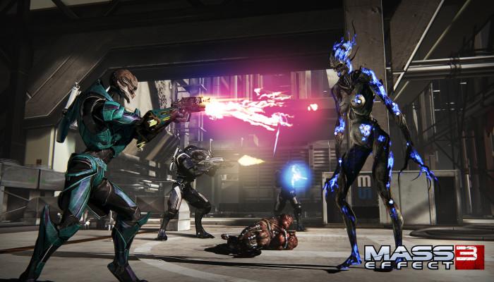 к игре Mass Effect 3: Reckoning