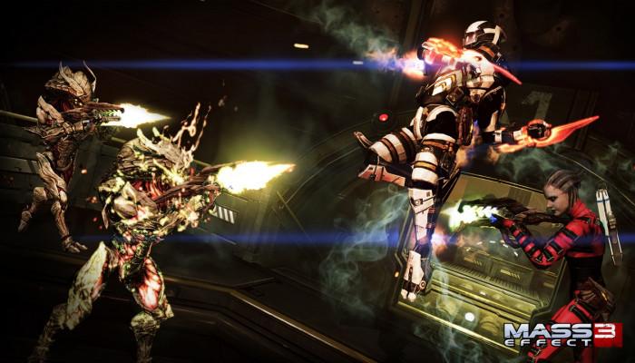 к игре Mass Effect 3: Retaliation