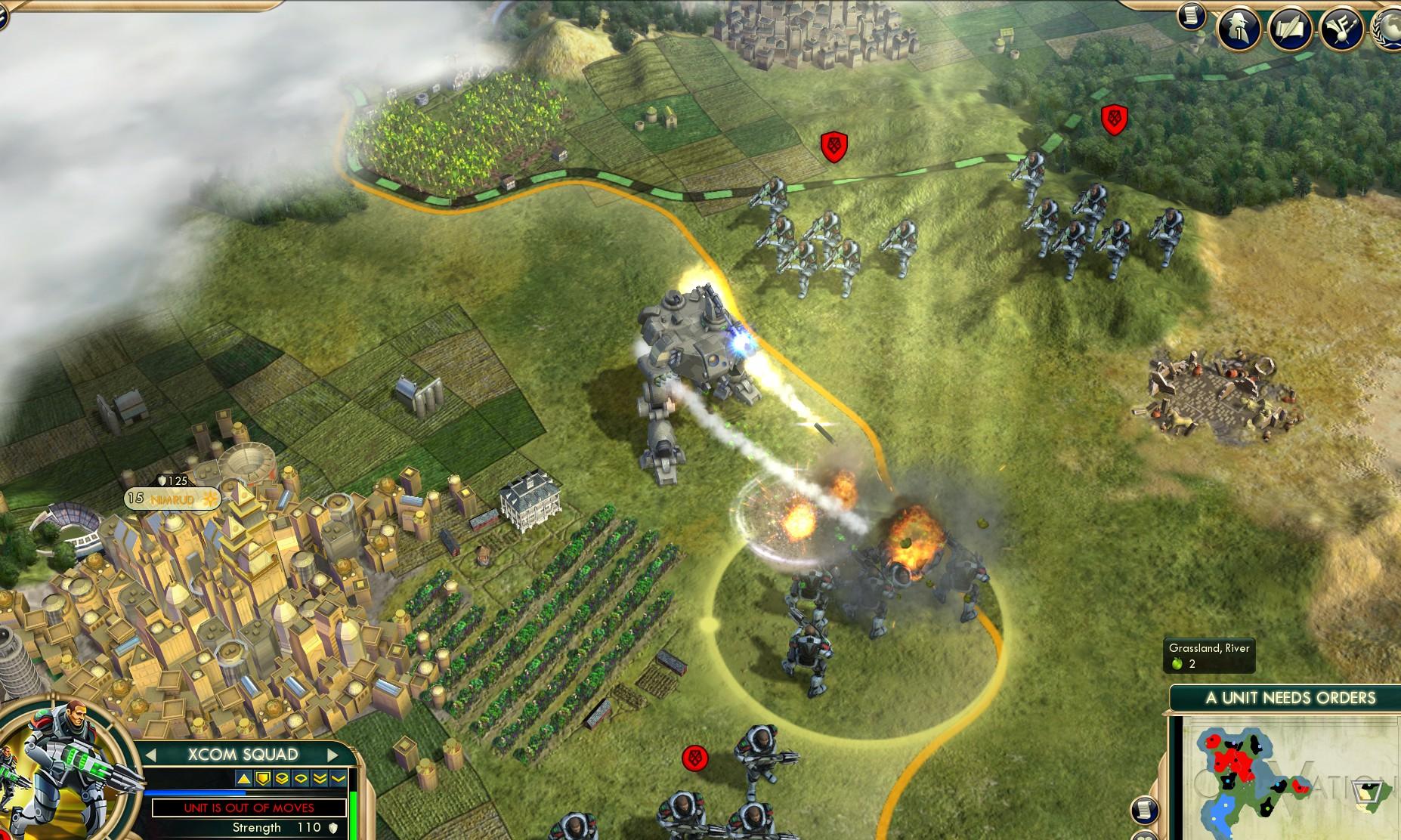 Sid meier's civilization 5: brave new world: скриншоты.