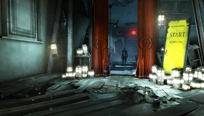 к игре Dishonored: Dunwall City Trials