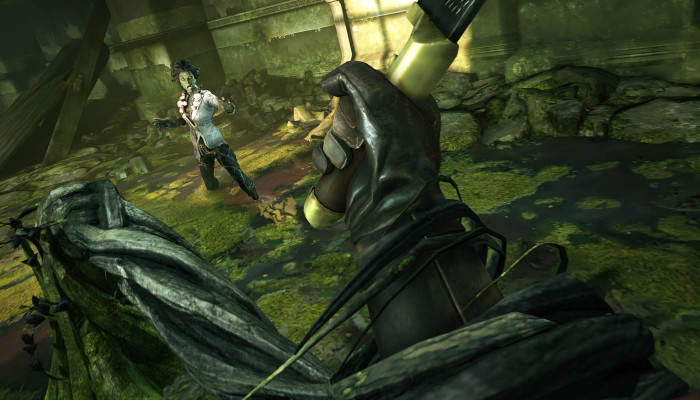 к игре Dishonored: The Brigmore Witches
