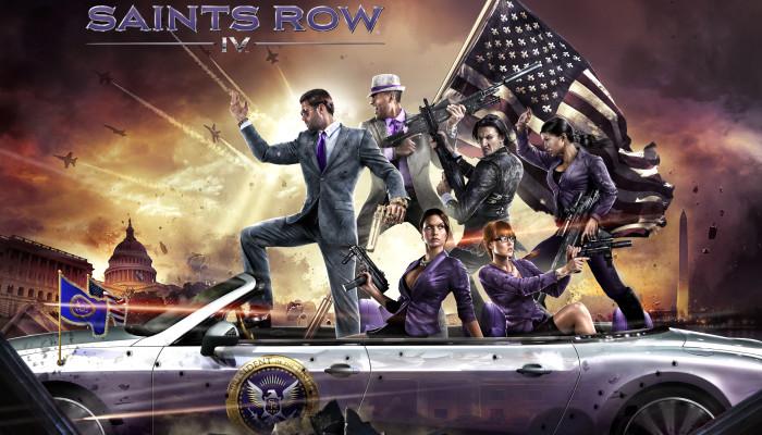 к игре Saints Row IV