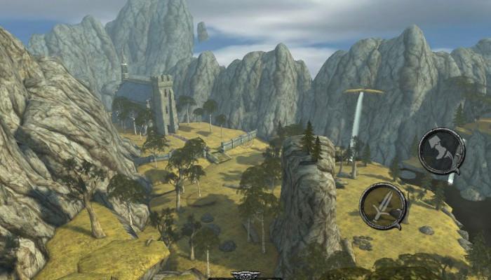 к игре Ravensword: Shadowlands