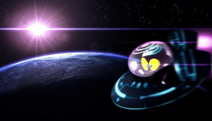 к игре Alien Spidy
