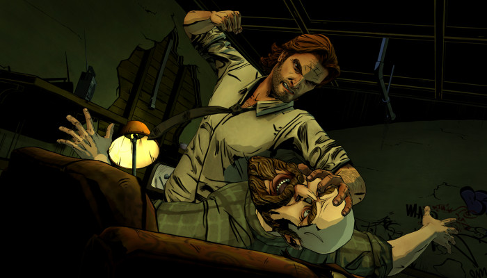 к игре Wolf Among Us: Game of the Year Edition, The