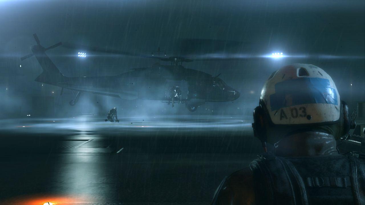 Скриншот Metal Gear Solid V: The Phantom Pain (2015) REPACK ОТ R.G. МЕХАНИКИ скачать торрент бесплатно