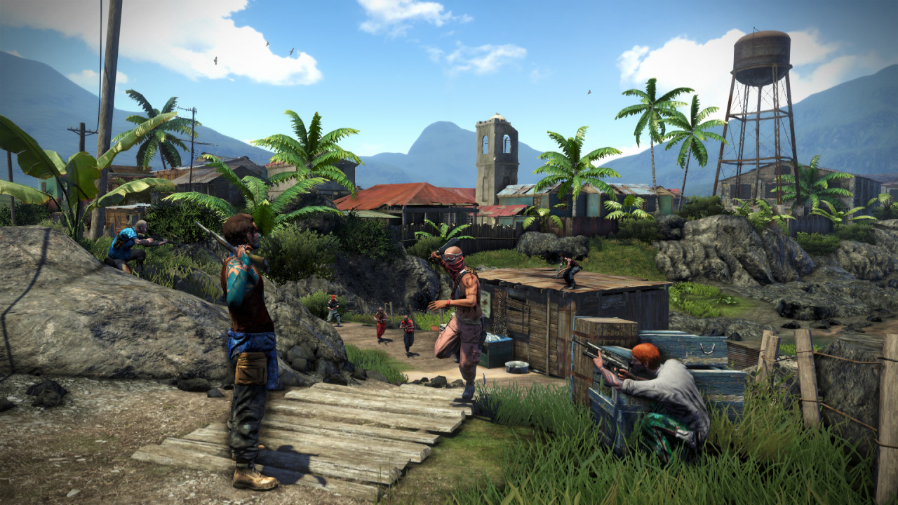 how to redeem far cry 3