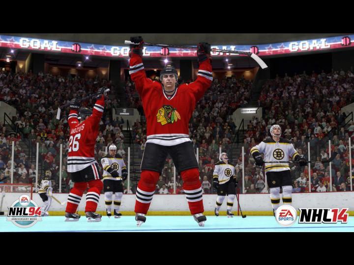 Нхл 14 от еа - это новая хоккейная игра. Бесплатно скачать торрент nhl 14