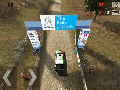 к игре WRC Shakedown Edition