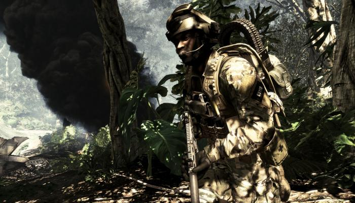 к игре Call of Duty: Ghosts