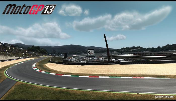 к игре MotoGP 13
