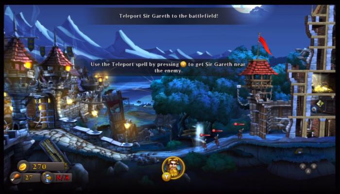 к игре CastleStorm