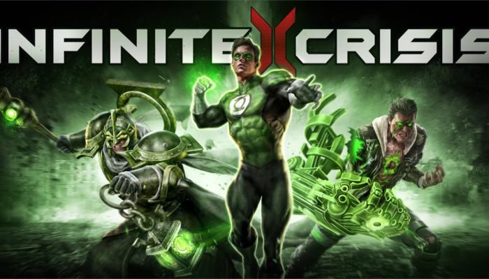 к игре Infinite Crisis