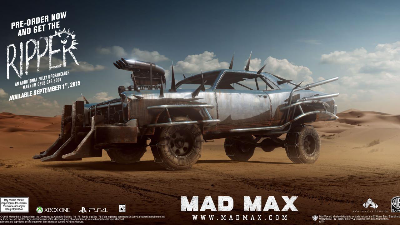Mad max игра на pc скачать торрент игра