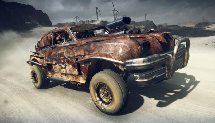 к игре Mad Max