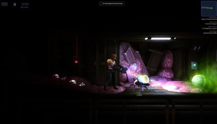 к игре Dark Matter (2013)